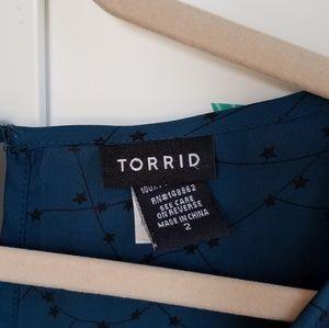 torrid Tops - Torrid Blouse